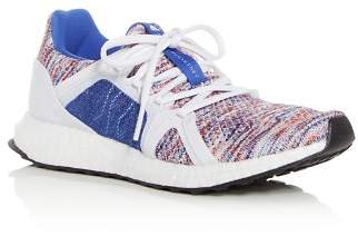 adidas by Stella McCartney Ultraboost Parley Knit Lace Up Sneakers