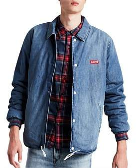 Levi's Thermore Coach'S Jacket
