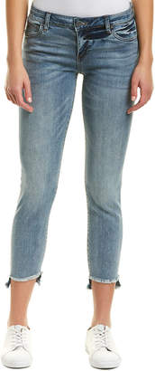 KUT from the Kloth Connie Guiltless Wash Ankle Skinny Leg
