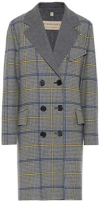 Burberry Double-faced wool and cashmere coat