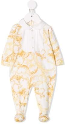 Versace baroque print pajama