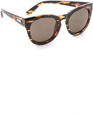 Le Specs Jealous Games Sunglasses $69 thestylecure.com