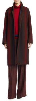 Loro Piana Melvin Winter Rainbow Cashmere Coat