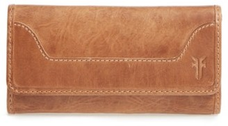 Women's Frye 'Melissa' Continental Wallet - Brown $158 thestylecure.com