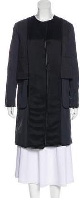 Celine Lightweight Knee-Length Coat