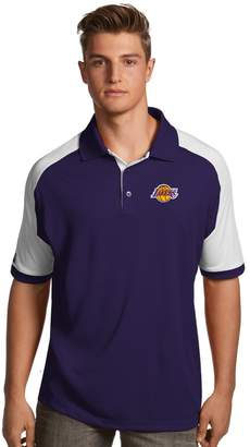 Antigua Men's Los Angeles Lakers Century Polo