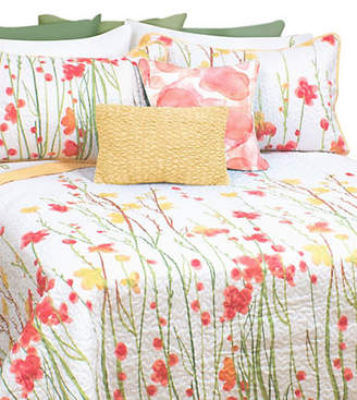 Co SAFDIE & Adalia Floral Three-Piece Quilt Set