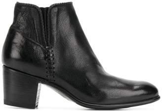 Alberto Fasciani block-heel ankle boots