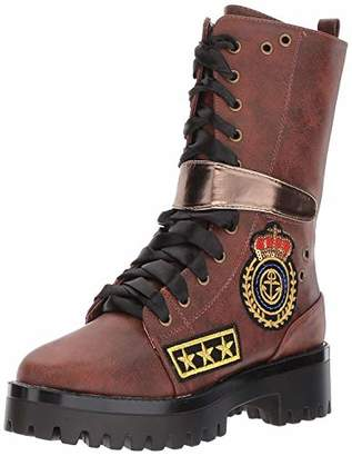 Penny Loves Kenny Women's Nomad Combat Boot 9.5 W US