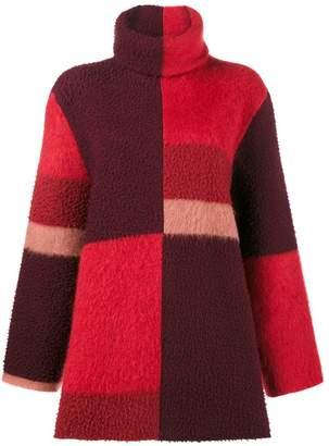 Roksanda Ekema oversized colour block jumper
