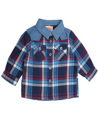 Levi's Kids Barstow Checked Shirt