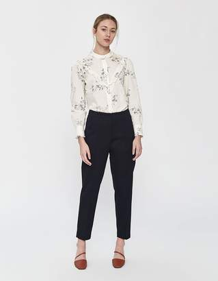 A.P.C. Polly Ruffled Blouse