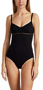 Eres Women's Hannah Fitted Bodysuit - Black