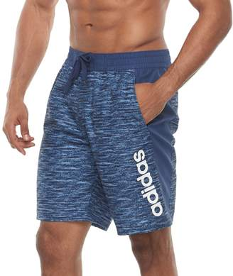 adidas Men's Racer Microfiber Volley Shorts