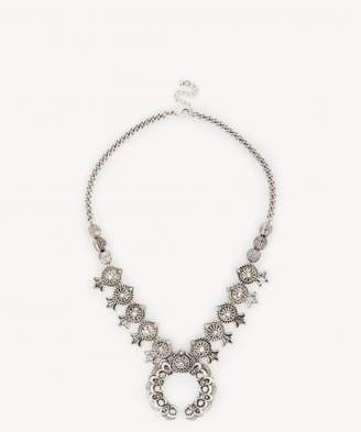 Sole Society Squash Blossom Necklace