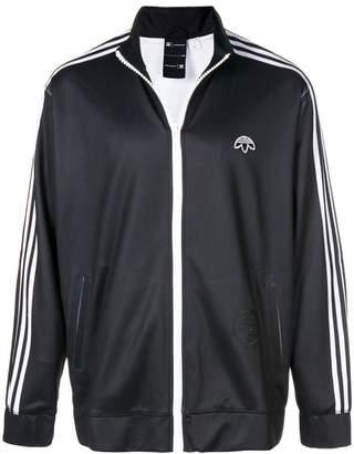 adidas By Alexander Wang zipped track jacket