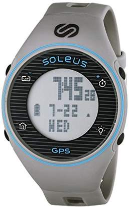 Soleus Unisex SG011-077 GPS One Digital Watch with Band