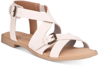 Esprit Sunny Strappy Sandals $39 thestylecure.com