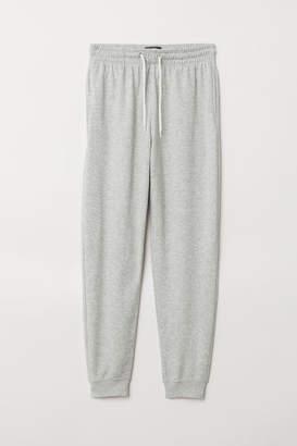 H&M Sweatpants Regular fit - Gray