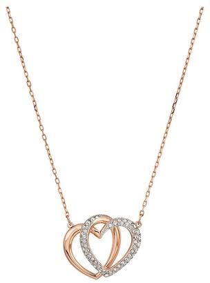 Swarovski - Dear Necklace Necklace $99 thestylecure.com
