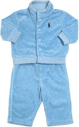 Ralph Lauren Cotton Chenille Sweatshirt & Pants