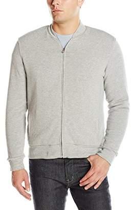 Velvet by Graham & Spencer Men's Ravel Faux Fur Lined Sweatshirt