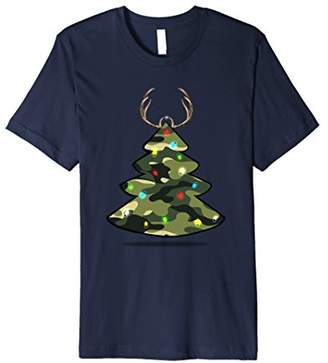 Camo Christmas Tree Shirt