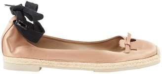 Marc Jacobs Pink Cloth Ballet flats