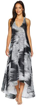 Kenneth Cole New York Racerback Twist Strap Dress Women's Dress