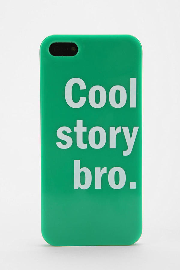 Urban Outfitters Cool Bro iPhone 5 Case
