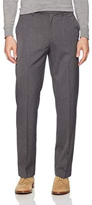 Savane Men's Activeflex Diamond Stria Pant