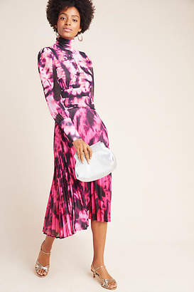 Delfi Stevie Tie-Dyed Midi Dress