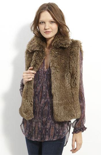 Baguda Faux Fur Vest
