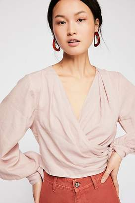 The Endless Summer Garvey Wrap Top