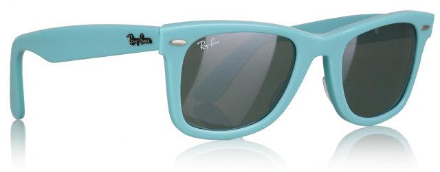 Ray-Ban Turquoise Wayfarer Sunglasses