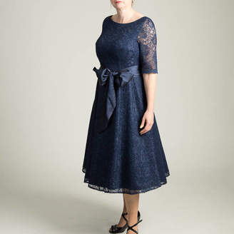 English Country Vintage 1950s Inspired Full Lace 'Grace' Dress