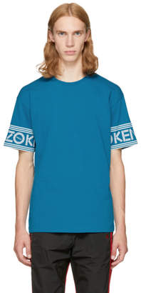 Kenzo Blue Logo T-Shirt