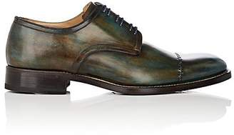 Harris Men's Burnished Leather Bluchers