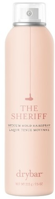 Drybar The Sheriff Medium Hold Hairspray $27 thestylecure.com
