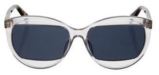 Christian Dior Mania 2 Round Sunglasses w/ Tags