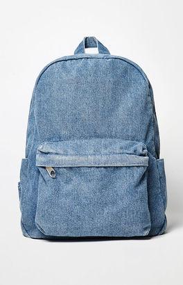 La Hearts Denim Backpack