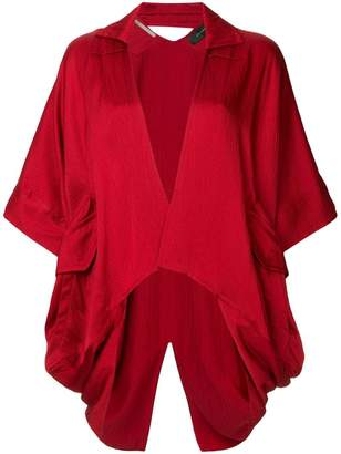 Roland Mouret deep V-neck jacket