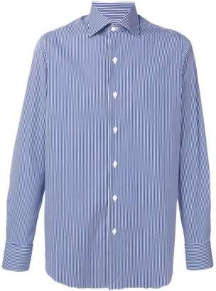 81d9df75472 Finamore 1925 Napoli long sleeved shirt
