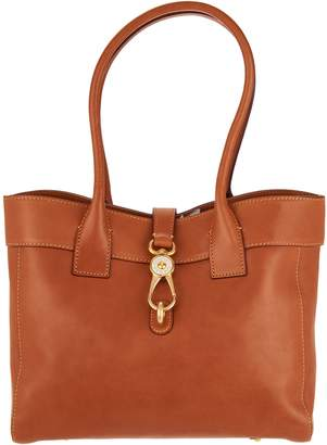 Dooney & Bourke Florentine Leather Amelia Shoulder Bag