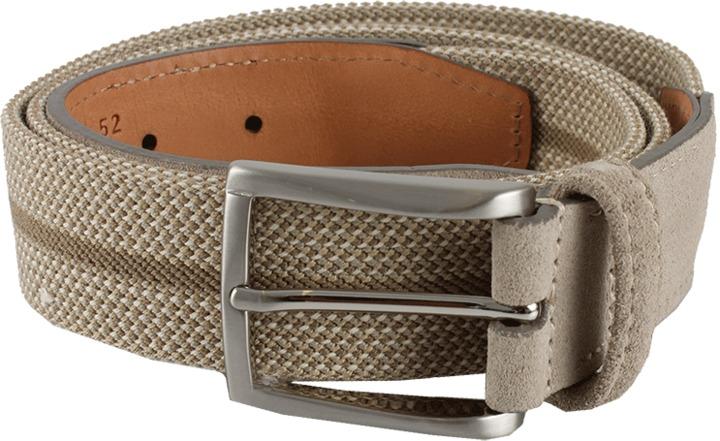 Luciano Barbera Mens Elastic Stretch Belt