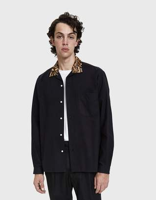 Gitman Brothers Need Supply Co. Camp Collar Flannel Shirt
