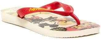 Havaianas Disney Stylish Flip Flop (Toddler, Little Kid, & Big Kid)