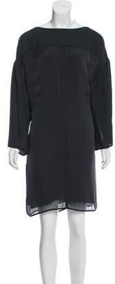 Reed Krakoff Silk Mini Dress w/ Tags