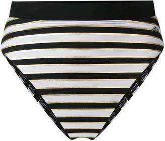 Tommy Hilfiger x Zendaya striped bikini bottoms