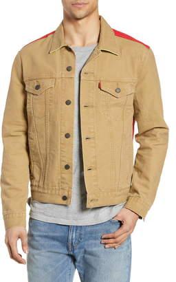 Levi's x Justin Timberlake Colorblock Trucker Jacket